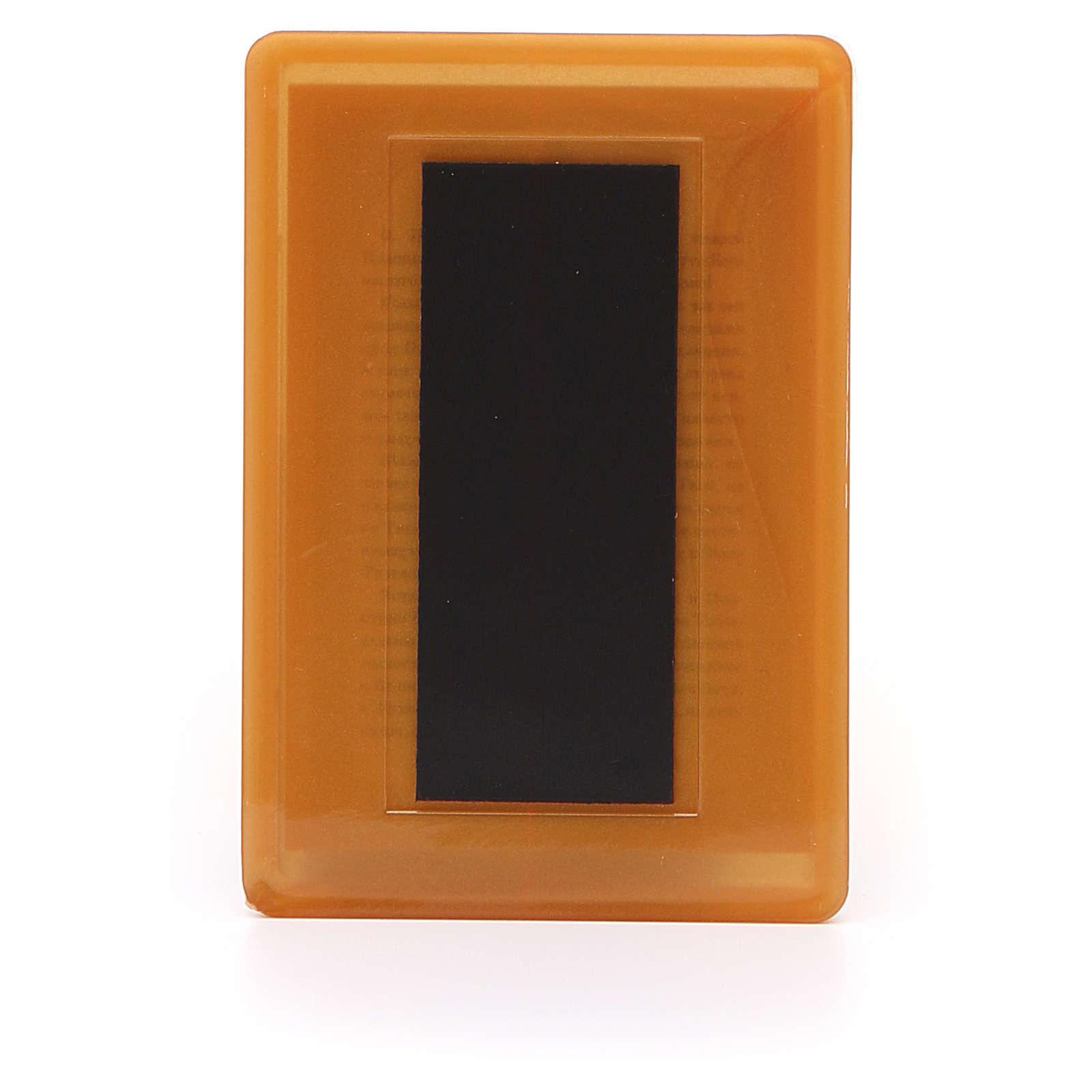 Magnet plexiglass russian Smolenskaya 10x7cm 3