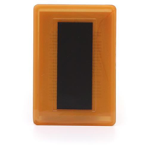 Magnet plexiglass russian Smolenskaya 10x7cm 2