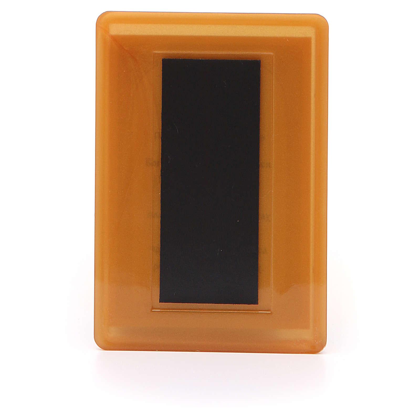 Magnet plexiglass russian Hope to Desperates 10x7cm 3