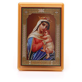 Religious Magnets: Magnet plexiglass russian Hope to Desperates 10x7cm