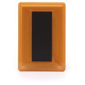 Magnet plexiglass russian Passional 10x7cm s2