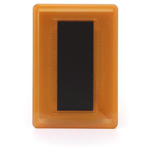 Magnet plexiglass russian Passional 10x7cm 2