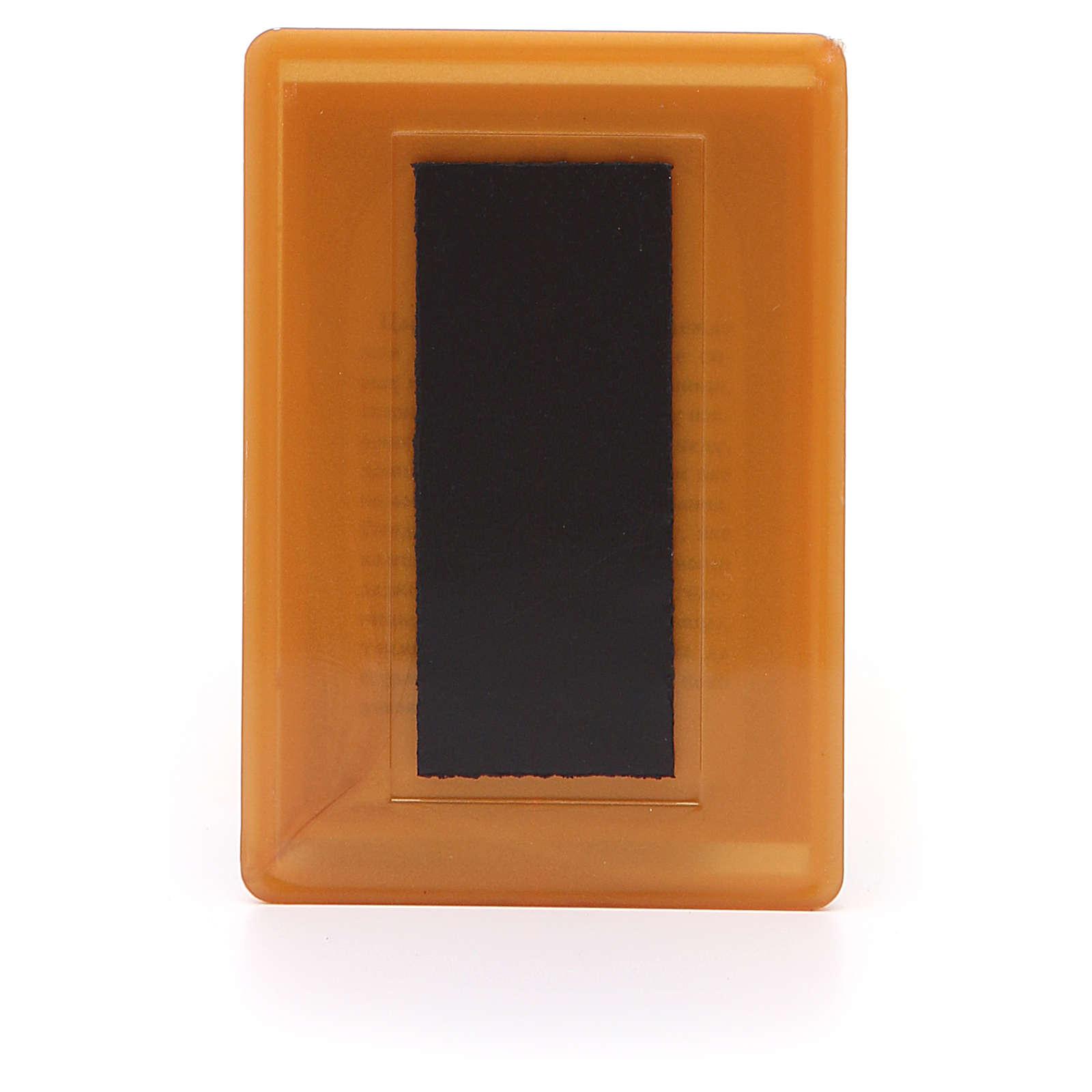 Magnet plexiglass russian Premonitory 10x7cm 3