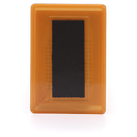 Magnet plexiglass russian Premonitory 10x7cm s2
