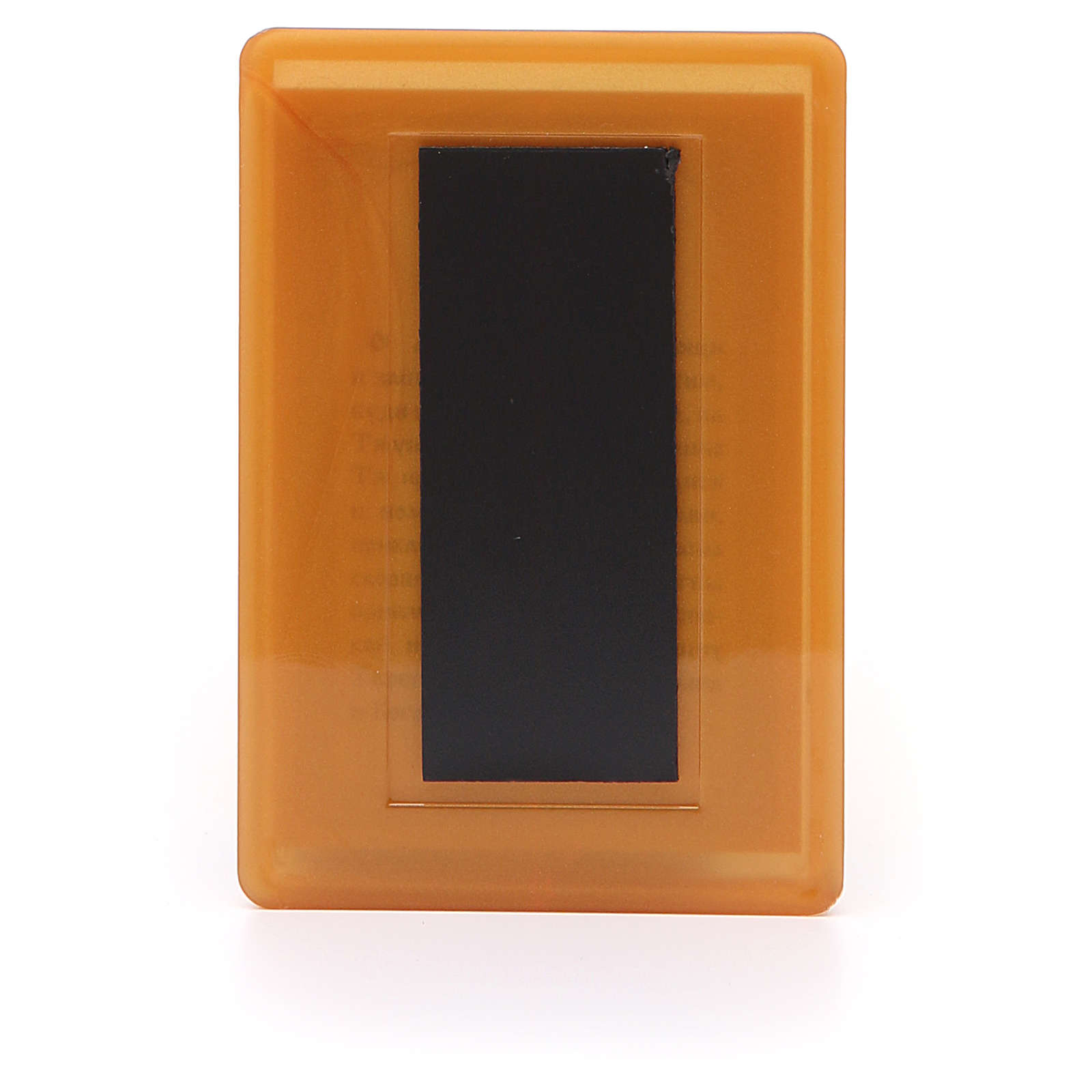Magnet plexiglass russian Liberating Virgin 10x7cm 3