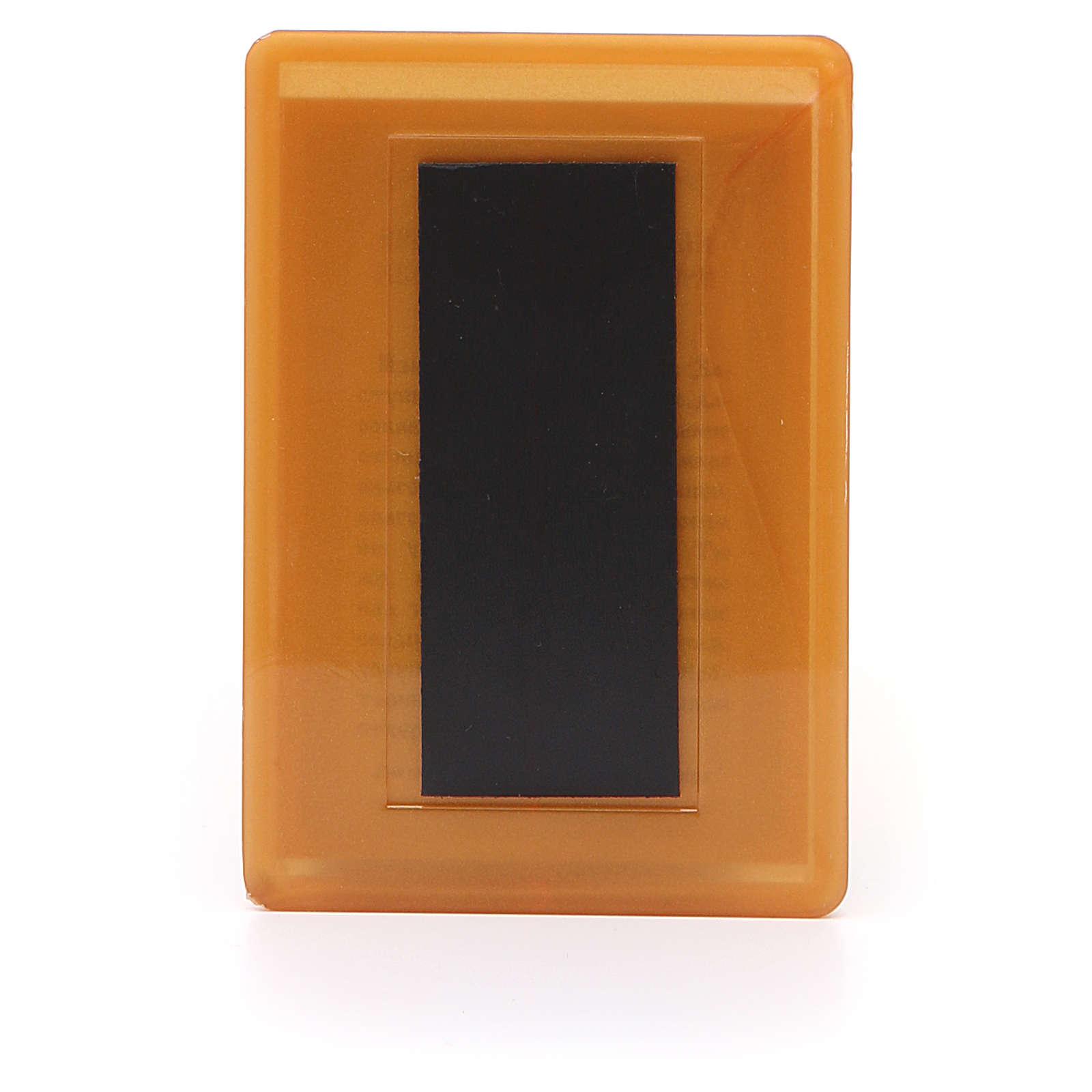 Magnet plexiglass russian Iverskaya 10x7cm 3