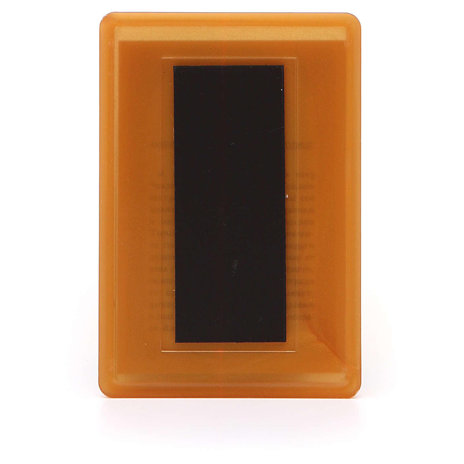 Magnet Plexiglas immerwährenden Hilfe 10x7cm 3