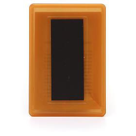 Magnet Plexiglas immerwährenden Hilfe 10x7cm s2