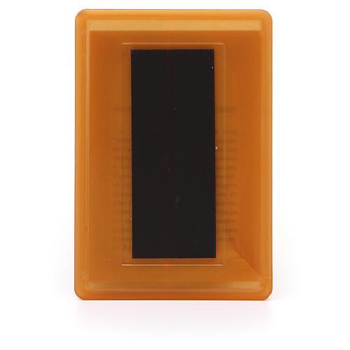 Magnet Plexiglas immerwährenden Hilfe 10x7cm 2