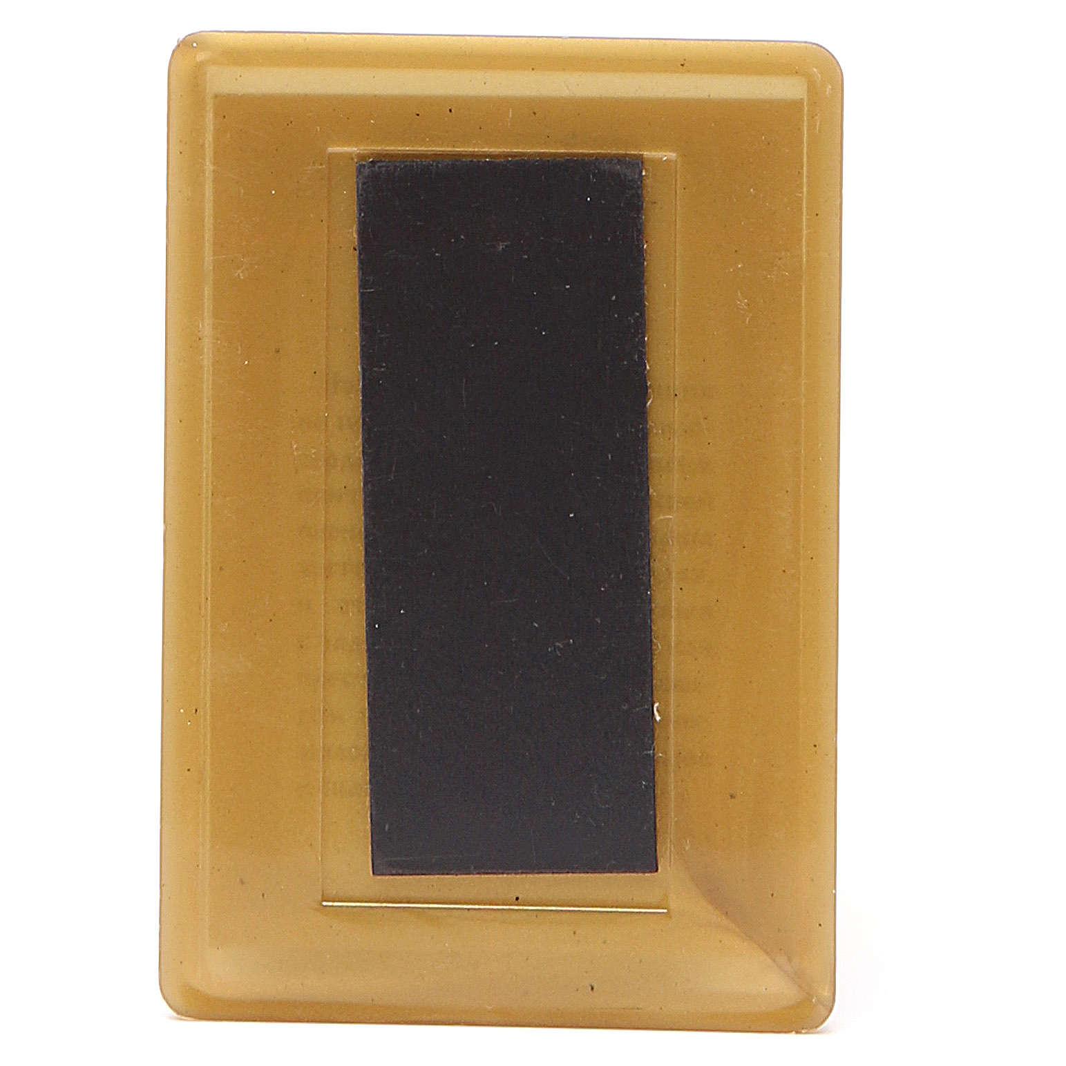 Imán plexiglass Zhirovitskaya 10x7 3