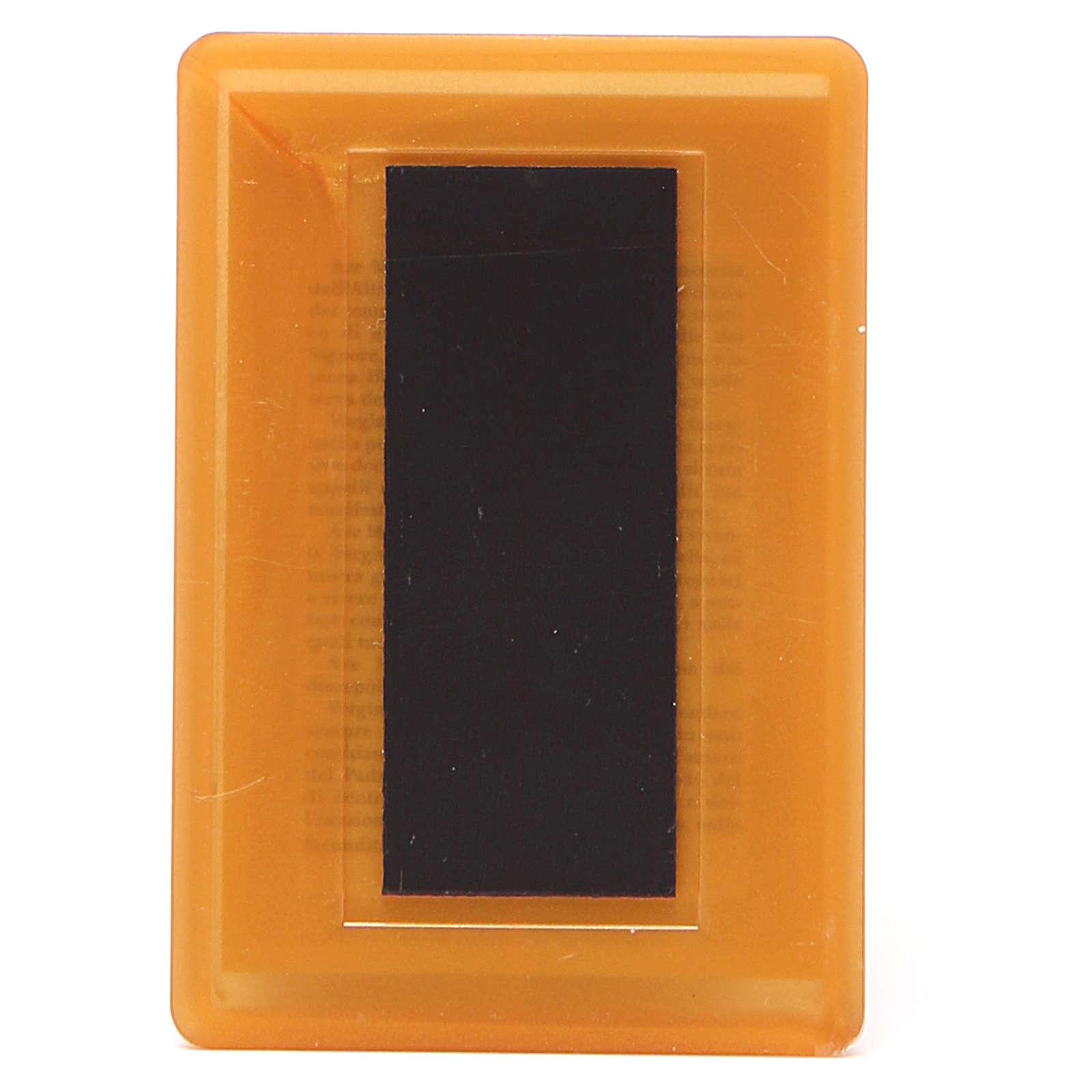 Magnete plexiglass Mad. Lourdes 10x7 3