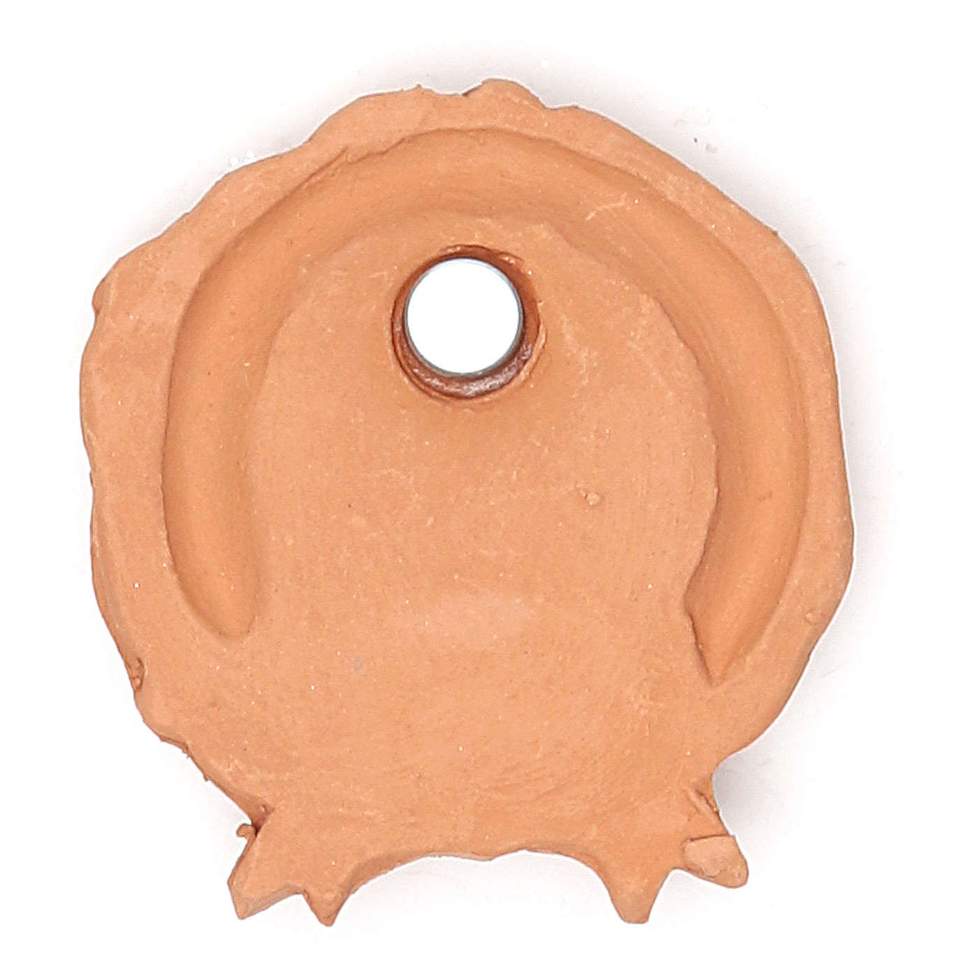 Magnete terracotta ghirlanda 3