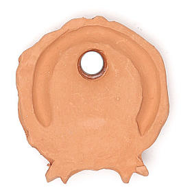 Magnet of Terracotta Wreath s2