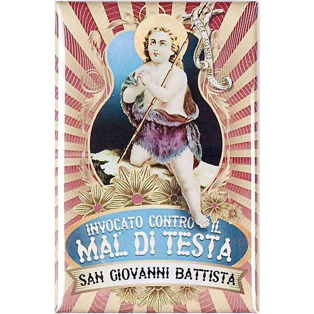 Magnete San Giovanni Battista  lux 3