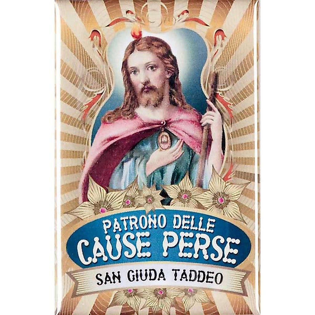 Imán San Judas Tadeo lux 3