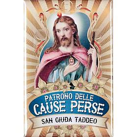 Imán San Judas Tadeo lux s1