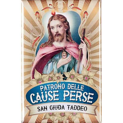 Imán San Judas Tadeo lux 1