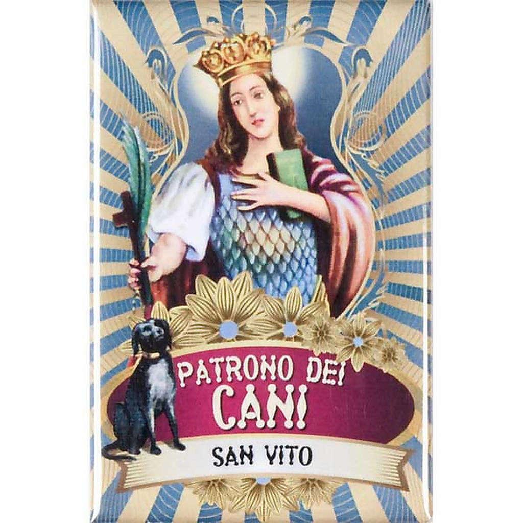 Saint Vito badge, lux 3