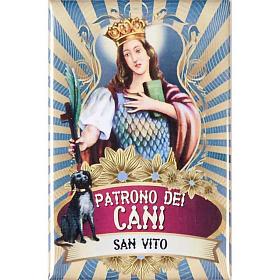 Saint Vito badge, lux s1