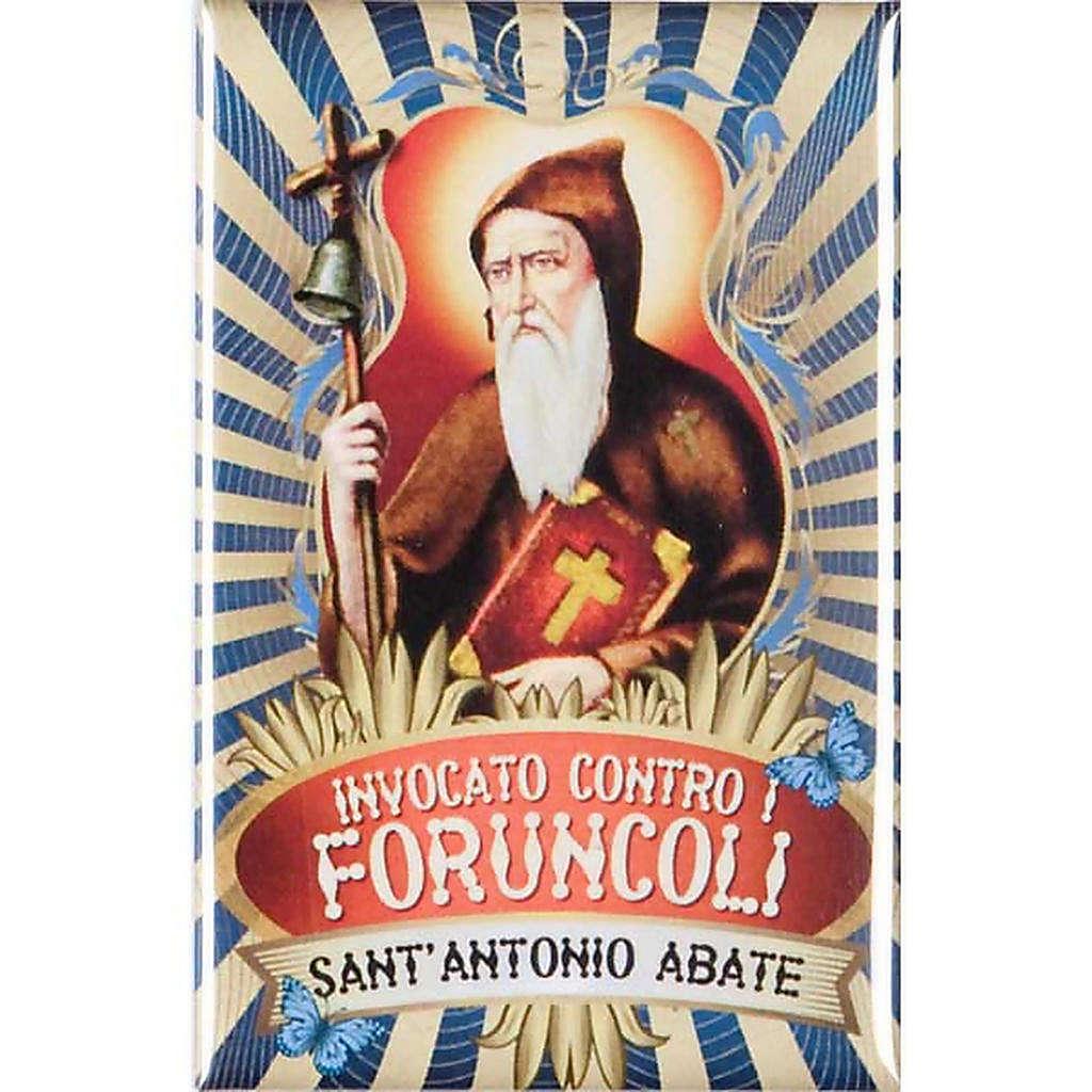Magnete Sant' Antonio Abate  lux - Calamita Santi 3