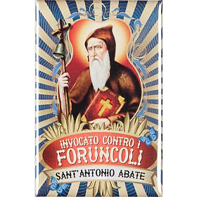 Magnete Sant' Antonio Abate  lux - Calamita Santi s1