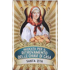 Magnete Santa Zita  lux s1