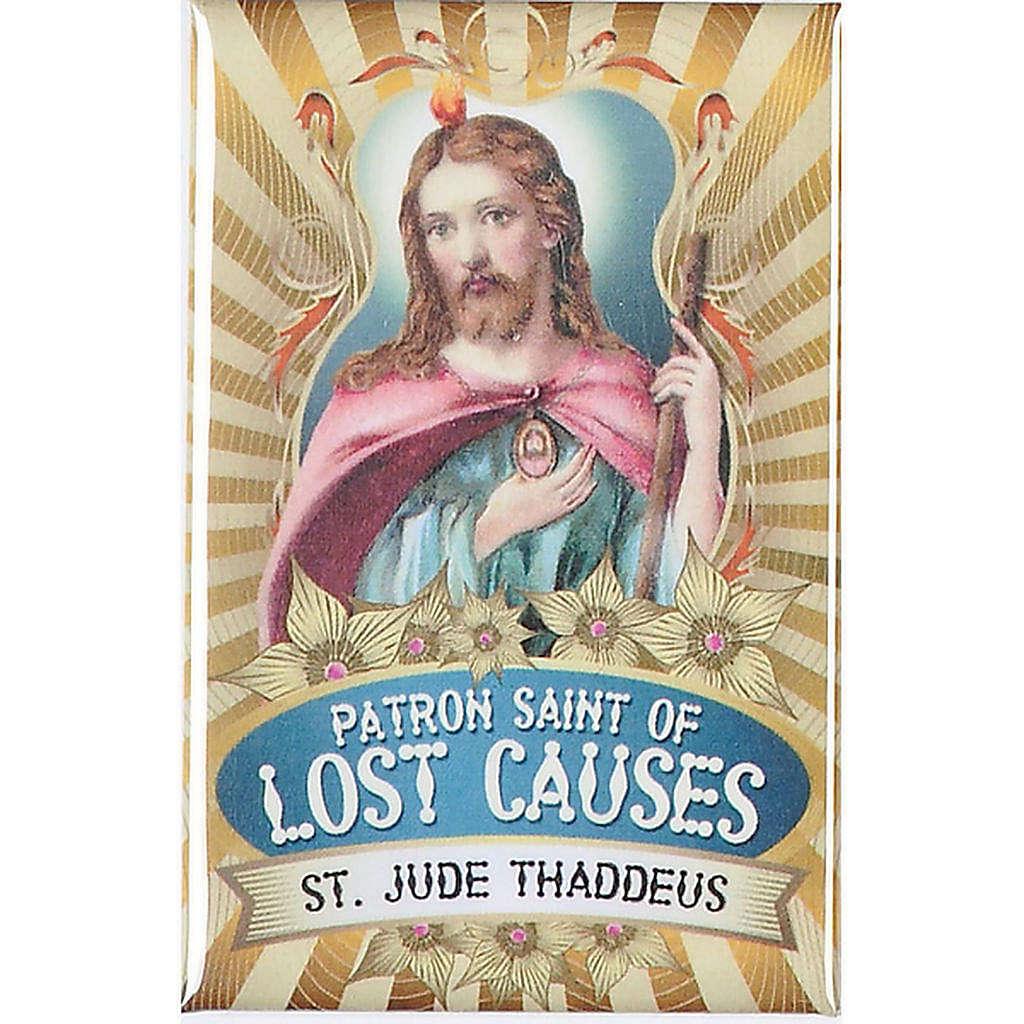 St Jude Thaddeus badge, lux 3