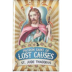St Jude Thaddeus badge, lux s1