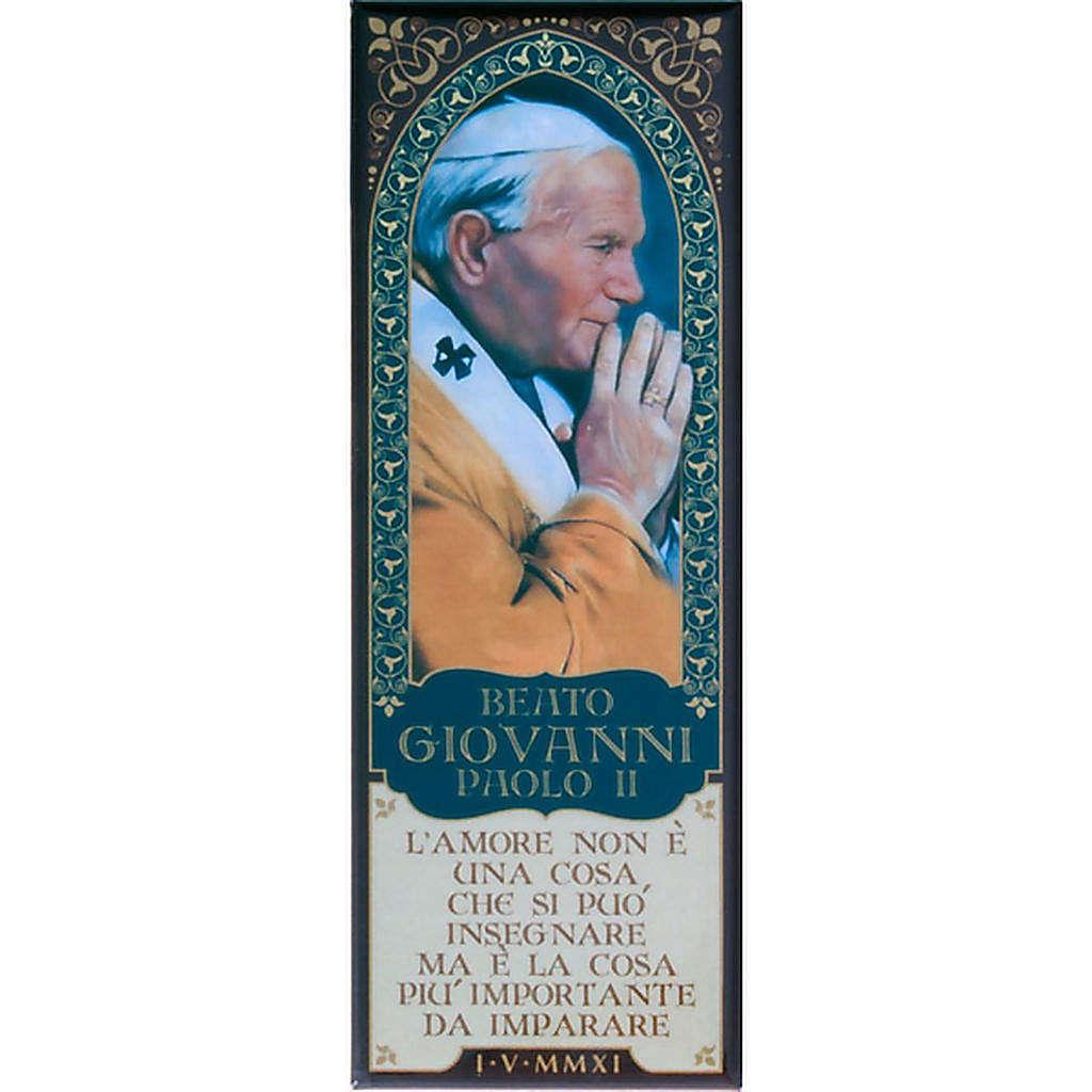 Imán Juan Pablo II - 01 3
