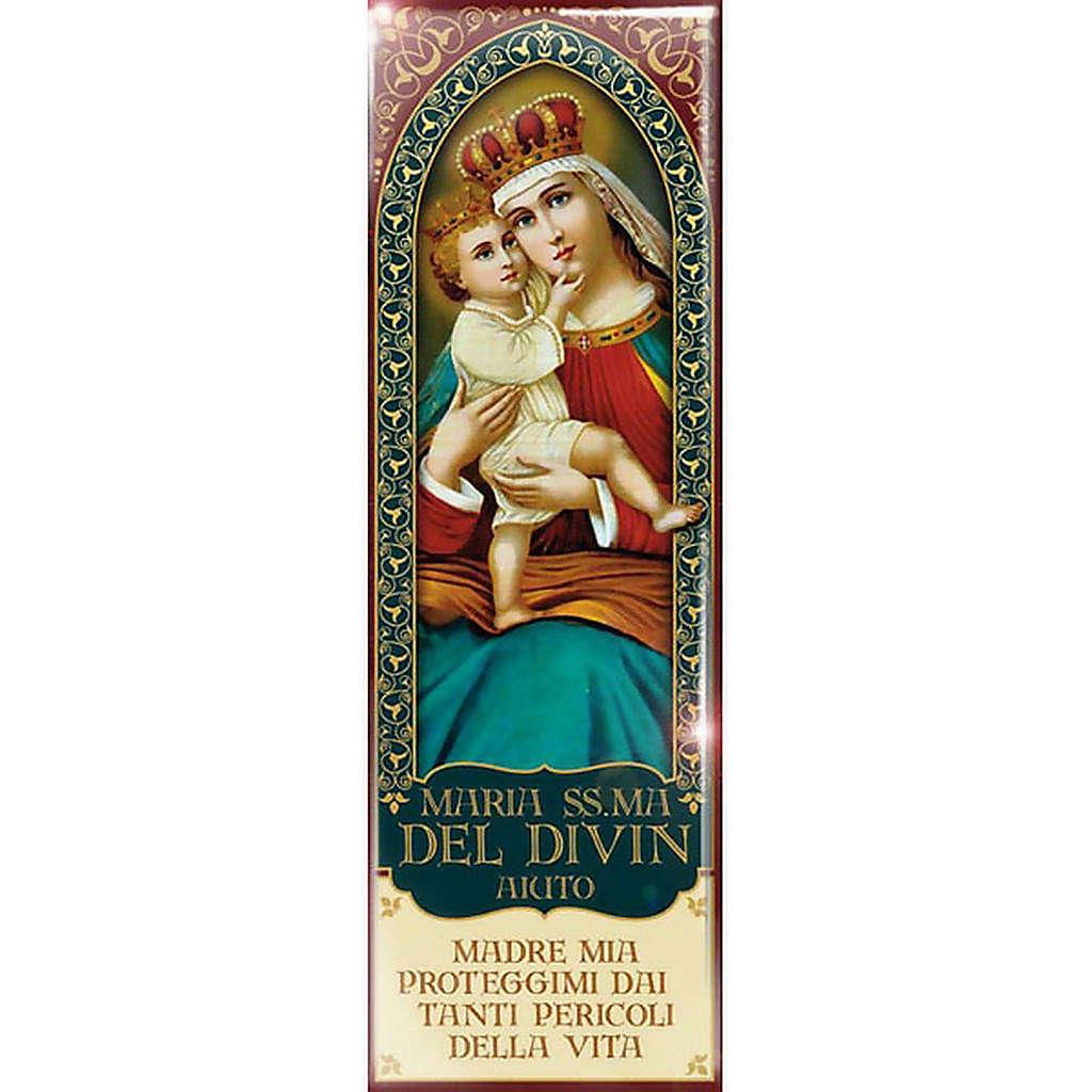 Imán de la Virgen María del Divino Auxilio -ITA 05 3