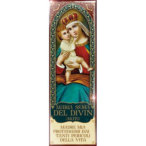 Imán de la Virgen María del Divino Auxilio -ITA 05 1
