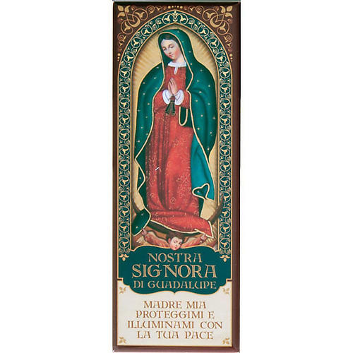 Our Lady of Gaudaloupe magnet- ITA06 1