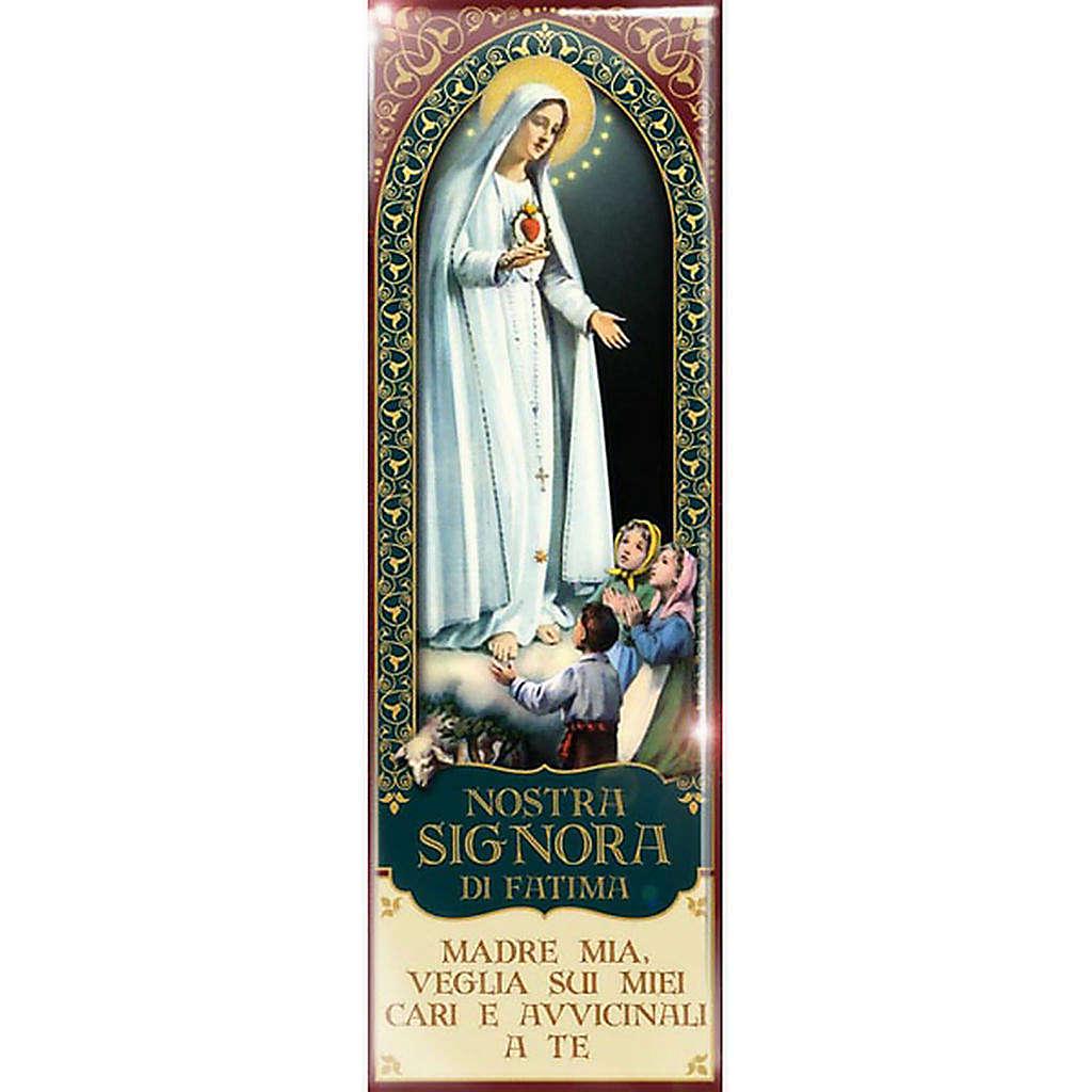 Magnete Madonna Nostra Signora di Fatima - ITA 11 3