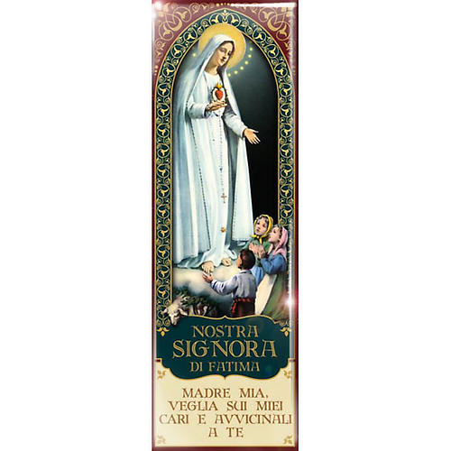 Magnete Madonna Nostra Signora di Fatima - ITA 11 1