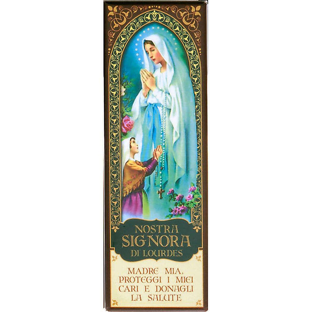 Magnete Madonna Nostra Signora di Lourdes - ITA 12 3