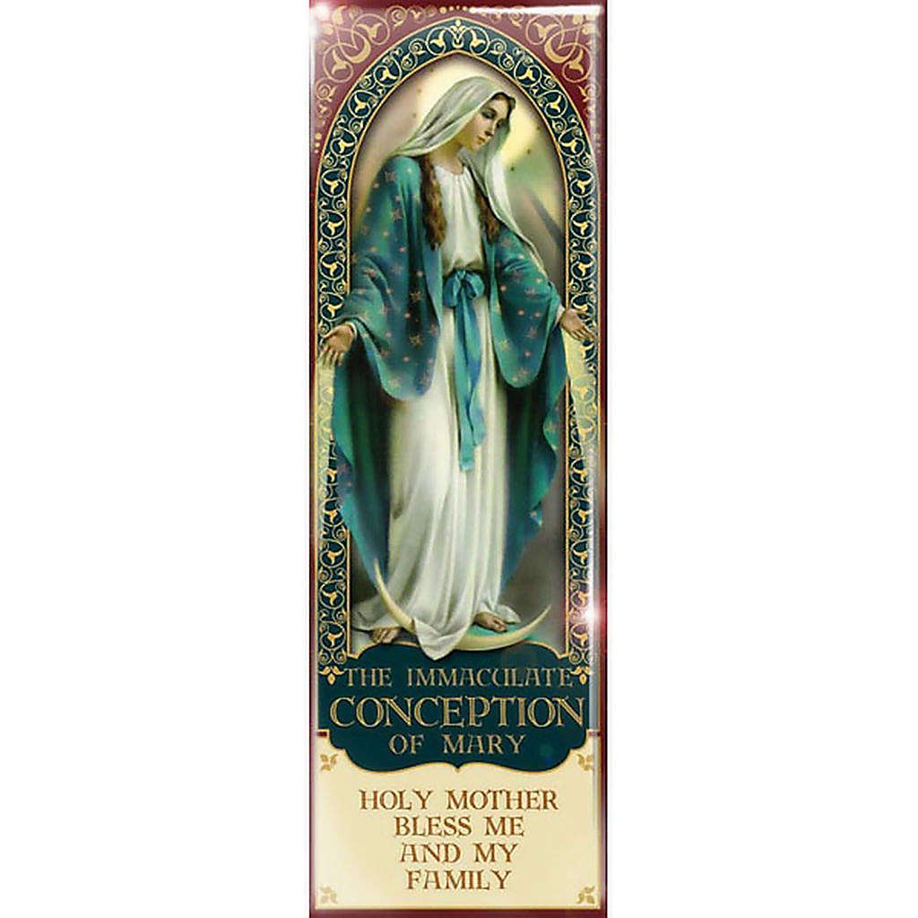 The Immaculate Conception of Mary magnet - ENG02 3