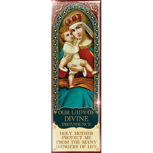 Magnete Madonna Our Lady of Divine Providence - ENG 05 1