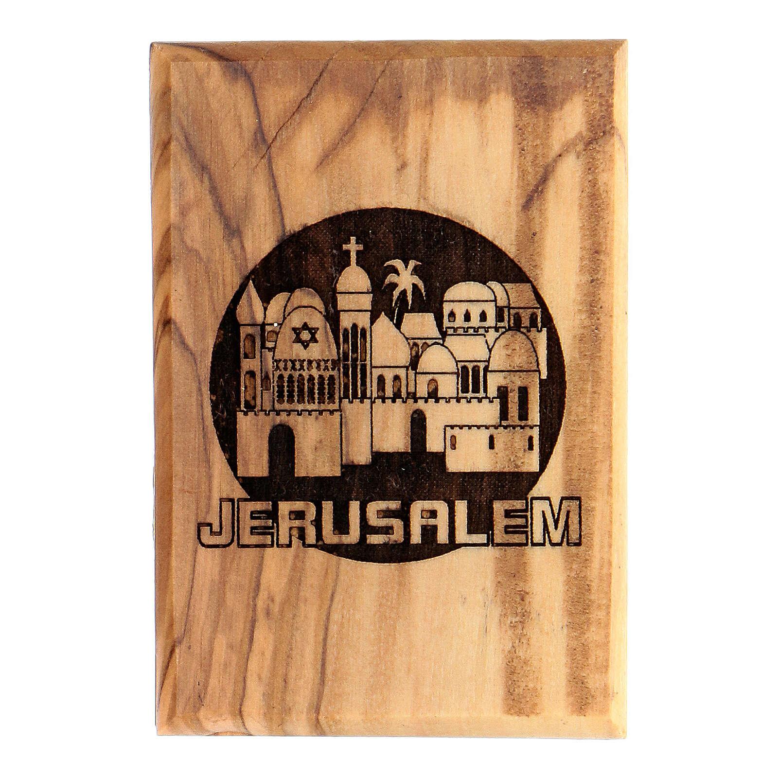 Magnete Ulivo - Jerusalem 3