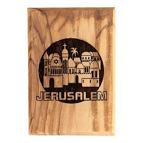 Magnete Ulivo - Jerusalem s1