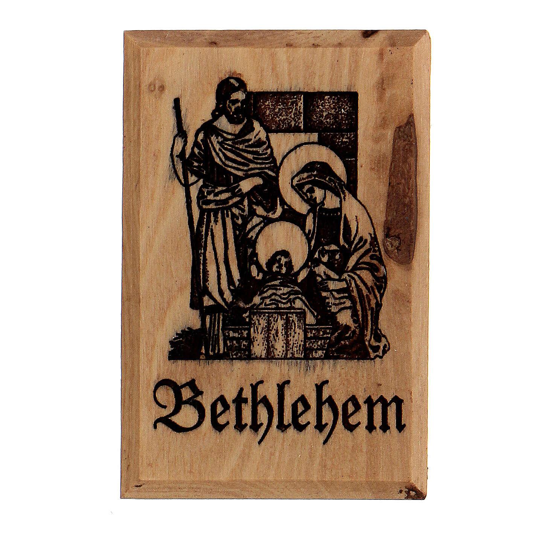 Magnete Ulivo - Bethlehem 3