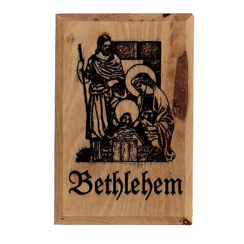 Magnete Ulivo - Bethlehem 1