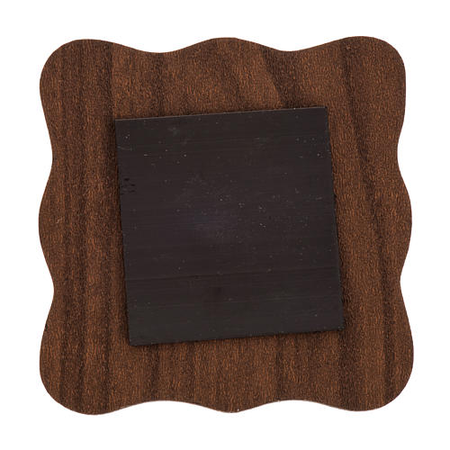 Imán de madera de la Befana 2