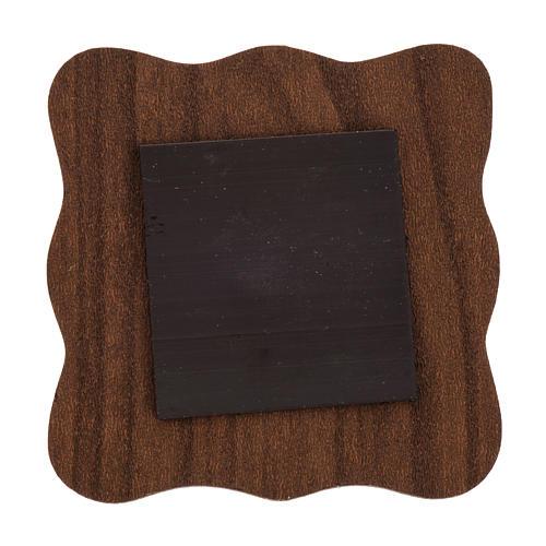 Magnete legno Befana 2