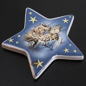 Imán estrella cerámica Nacimiento s3