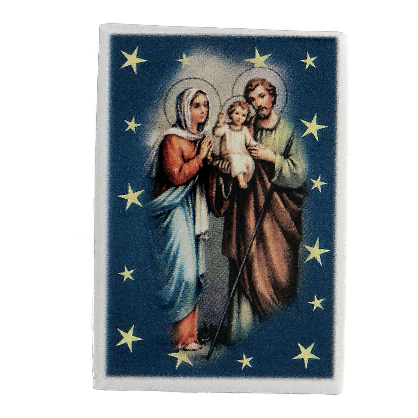 Imán cerámica clásica Sagrada Familia 3