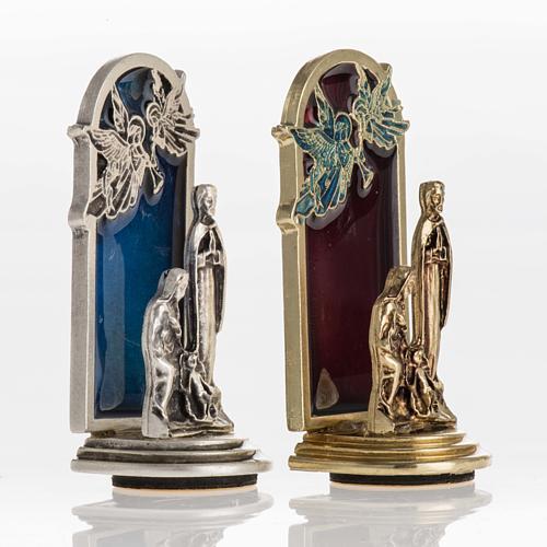 Aimant Nativité et anges 6,5x2,5cm 2
