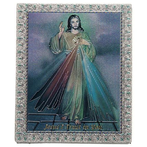 Divine Mercy magnet ENG 1