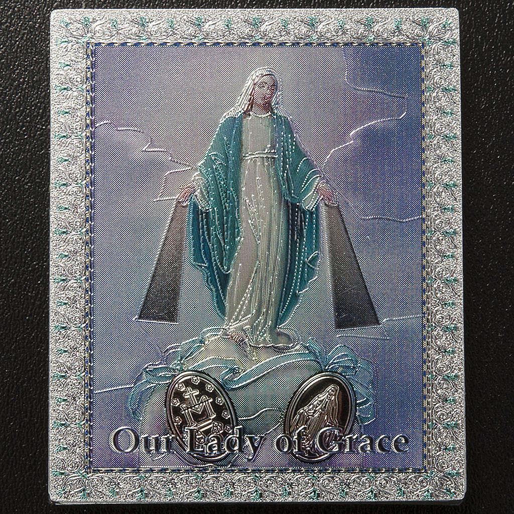 Calamita Madonna Miracolosa inglese 3