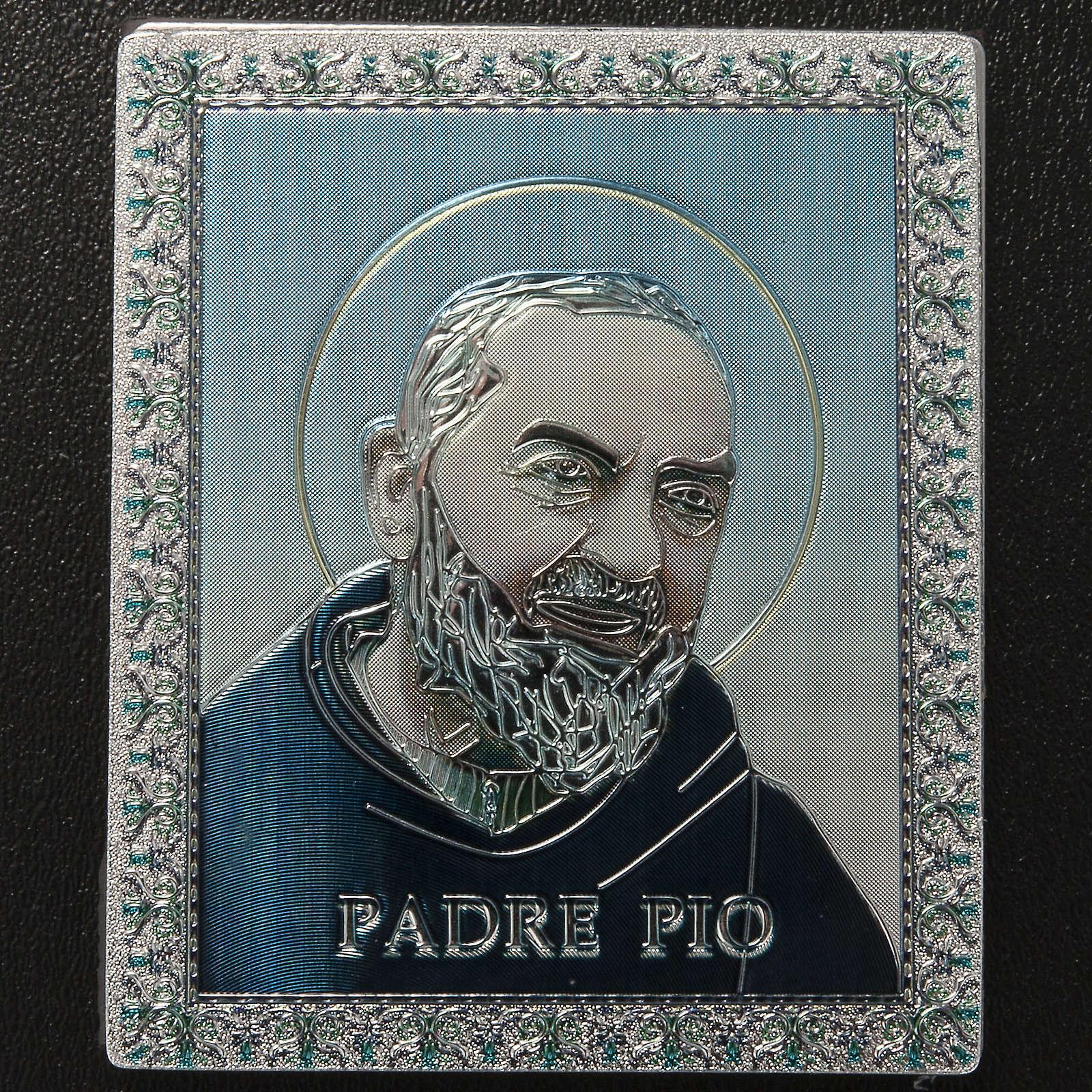 Imán Padre Pio 3