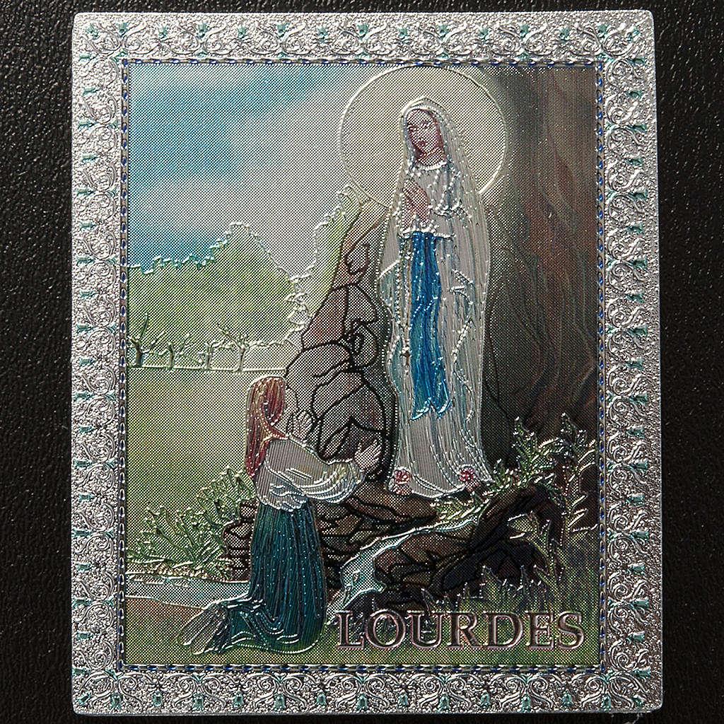 Magnes Matka Boska Lourdes 3